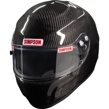When every pound counts. Simpson Carbon Fiber Devil Ray SA2010 Racing Helmet. $799.95 Snell SA ...