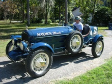 1929 Marmon boat tail racer for sale. BODY: All hand formed aluminum with the exception ...