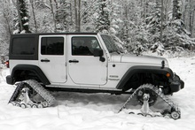 Snow tires are for wimps! Get some REAL winter traction for your ride with a ...