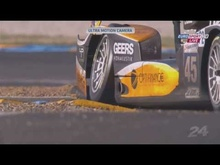 2012 LeMans in slow motion... incredible.