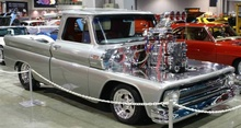 1965 Chevy S-10 with an attitude