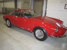Stunning Ferrari 330 GTC slated for the upcoming Gooding auction in Scottsdale.