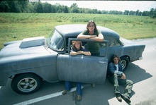 "55 Chevy from ""Two Lane Blacktop."""