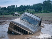 No one can tell you how to build the right mud truck for you, but ...