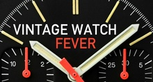 Vintage Watch Fever! They offer precision engineering, investment possibilities and a bold outward style statement ...
