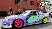 FatlaceTV | Formula D Tech Day. Formula Drift 2012 season is about to commence. A ...