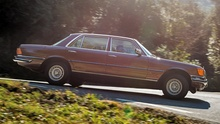 BAD ASS BENZ... 1976 Mercedes 450SEL 6.9 Highly sought after Euro spec version 286 HP ...