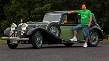 "There is a club for sedans, I mean ""saloons."" David Egan (Alvis Speed 20 Saloon ..."