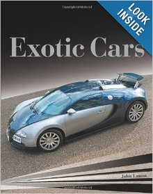 For a modest thirteen bucks you can grab a copy of Exotic Cars on Amazon: ...