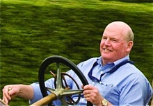 Boston enthusiast Joe Freeman enjoys a spirited run in his Mercer Raceabout. Check out Joe's ...
