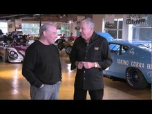 Barry meets up with car collector, customizer, racer and restorer Bruce Canepa and takes an ...