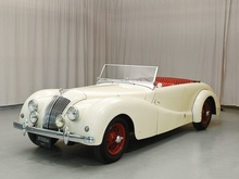 1953 AC Buckland for sale at Hyman Ltd. AC Cars, which eventually built the chassis ...