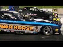 HRA NitroJam - Southwest International Raceway, Tucson, AZ Last Drag Race - Firebird International Raceway, ...