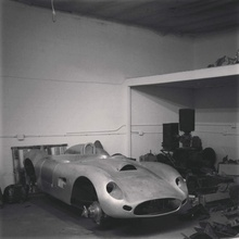 Looks like to be one of the 12 Fantuzzi dino spyders,stalled restoration. Has been sitting ...