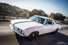 Yenko Stinger at Jay Leno's Garage.
