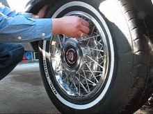 Real quick video on how to clean wire wheels. If you got some Daytons or ...