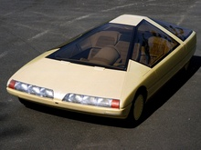 The Citroën Karin was a three-seater concept car designed by Trevor Fiore based on a ...