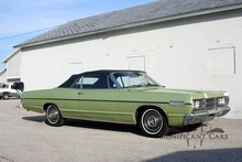 1967 Mercury S55 Convertible for sale by Significant Cars. This Exceptional example has had a ...