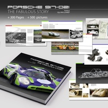 Forty years in the history of the Porsche 917-021 described by an enthralling investigation that ...