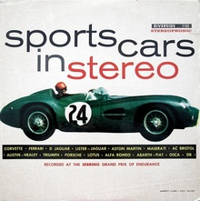 Sports Cars in Stereo available from Black Gem Records, $15.