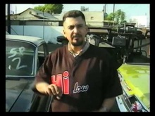 Mando from HiLow Hydraulics explains hydraulics systems and how to let your car bounce the ...