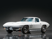 1966 Chevrolet Corvette 'Tanker' Coupe up for auction 4/27/2013 through RM.