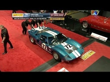 On day three of the Mecum Auction in Houston Texas, the highly anticipated offering of ...