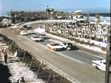 The official record will show that the beach race at Daytona in 1957 was won ...