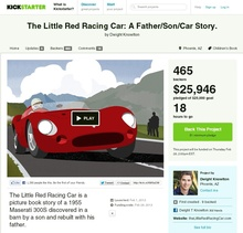 "Come on guys and gals, help support this new book with your donation. ""The Little ..."