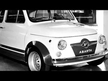 Very cool Abarth commercial.