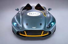 Aston Martin treats itself to a 100th anniversary present: CC100, stunning Speedster Concept powered by ...