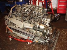 Hello and welcome to my auction for a Jaguar V12 Pre-HE Engine as fitted to ...