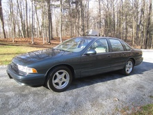 Immaculate one-owner 1996 Impala SS with just 10K miles. Now what do I do?!