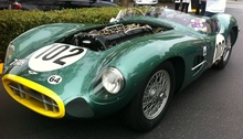 1957 Aston Martin DBR2/2 - Only one of two in the world!