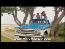How Mark Madson (the Wisconsin Mad Man) was able to put his 1959 1/2 ton ...