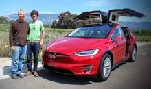 Our CleanTechnica tour de Southern California was a weekend chock full of electric vehicles to ...