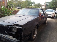 1987 1/2 Buick Grand National - GNX #239, one owner and only 73,053 original miles. ...