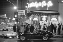 50 years ago today on January 11, 1963 The Whiskey'a Go-Go night club on Sunset ...