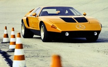 The Mercedes C-111 Concept. The C111 was a series of experimental automobiles produced by Mercedes-Benz ...