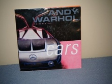 Andy Warhol also used cars as objects of art. A book chronicling the artist's work ...