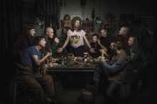 Portraits of Auto Mechanics in the Style of Renaissance Paintings by Freddy Fabris. Now why ...