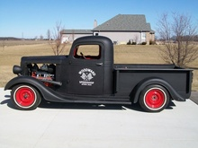 1937 Ratrod pickup. Just in time for spring! I am selling my 1937 Chevrolet truck ...