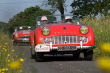 """The Princesses'Rally gives all women who love classic or prestigious cars an unusual opportunity to ..."