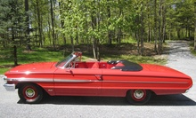 My 1964 Ford Galaxie 500 purchased at Hershey 2010. 427 date-coded 1963 (swapped from the ...