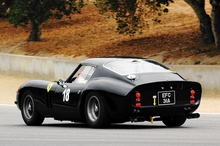 "Motor Trend Classic placed the 250 GTO first on a list of the ""Greatest Ferraris ..."