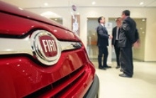 Fiat Turns to Germany as Italy Sales Seen Worst Since '66