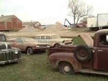 Auction of an assortment of Barn Find Project and Parts Cars. You never know what ...