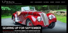 New England area gear heads take note! The second annual Boston Cup automotive concours is ...