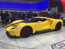 I love the new Ford GT