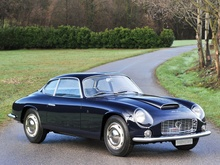 1959 Lancia Flaminia Sport by Zagato slated for RM's Monaco auction May 10, 2014. Chassis ...